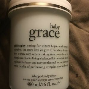 PHILOSOPHY BABY GRACE 16OZ WHIPPED BODY CREME